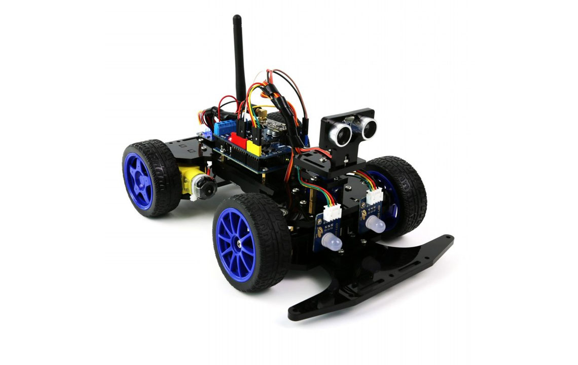 Arduino Mobil Robot Project