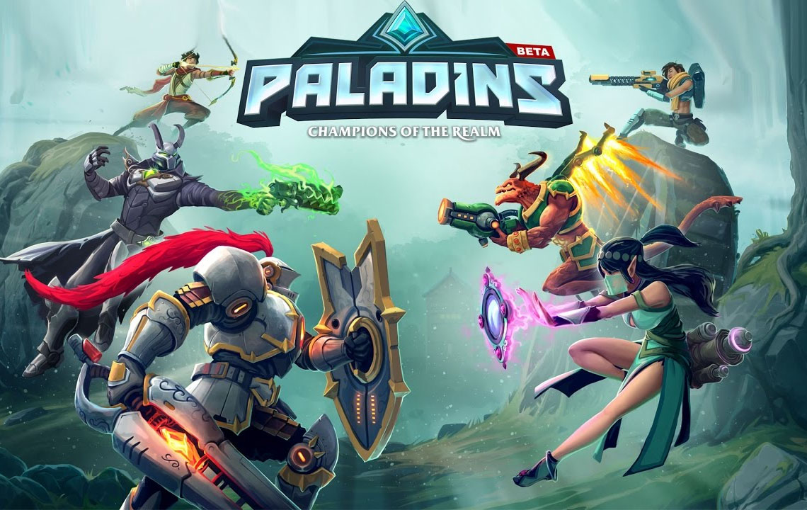 Game Paladins Steam