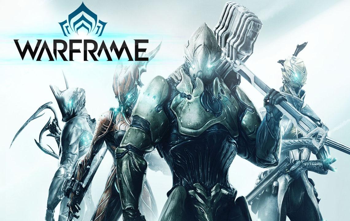 Game Warframe Steam