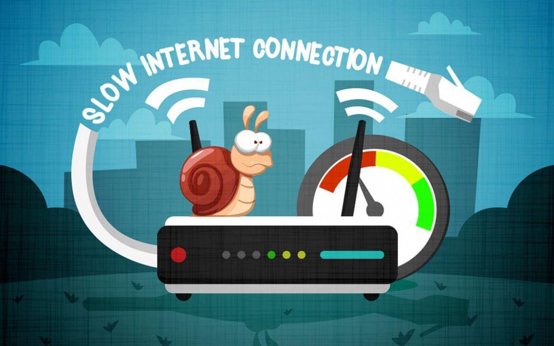 Jaringan Wi-Fi Menjadi Lambat