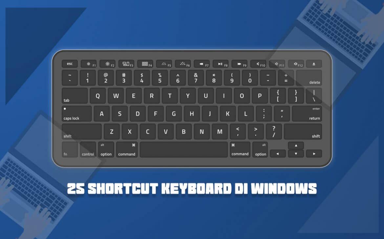Shortcut Keyboard Windows