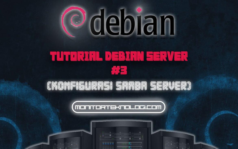 Konfigurasi Samba Server