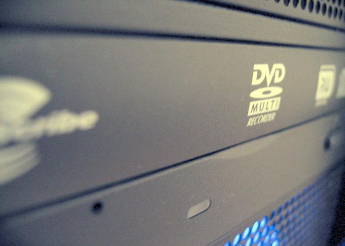 DVD-ROM Komponen Komputer