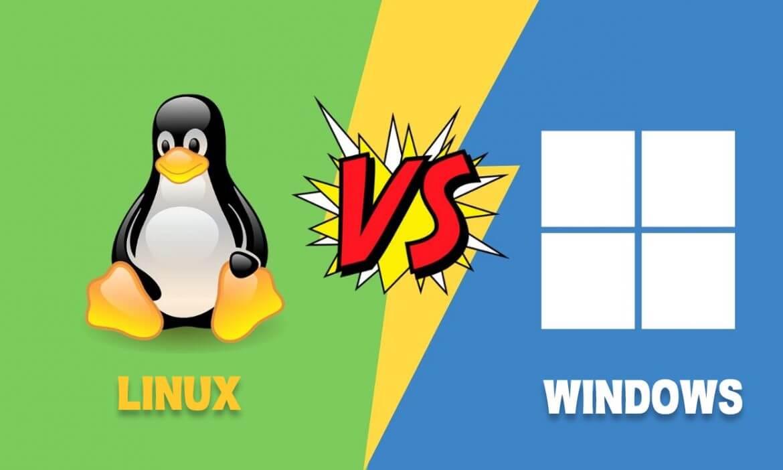 Perbedaan Linux Dan Windows
