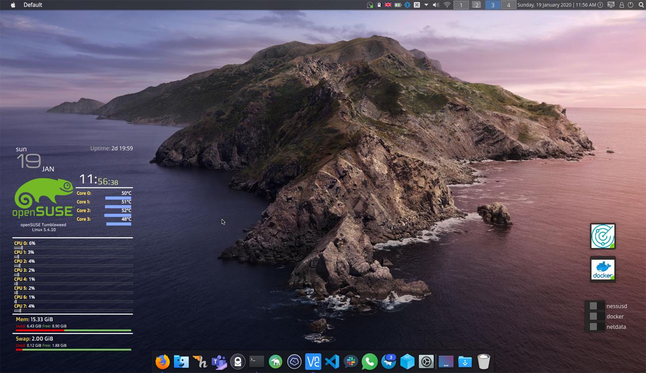 OpenSUSE Distro Untuk Programmer