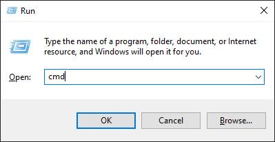 Buka CMD Di Windows