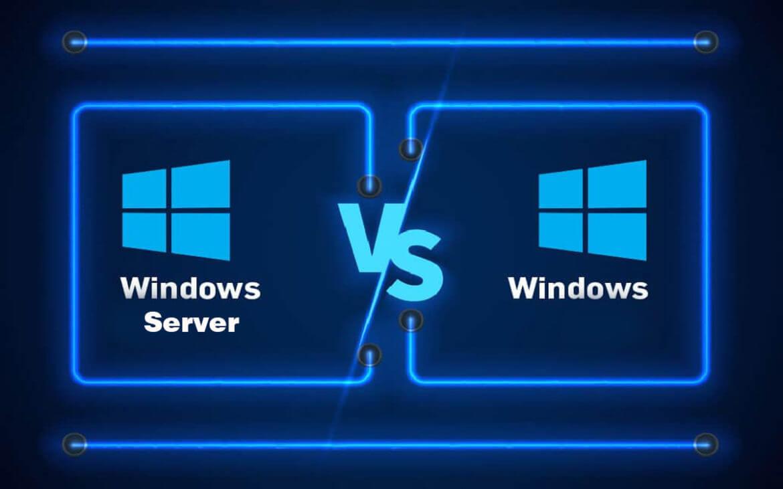 Perbedaan Windows Server