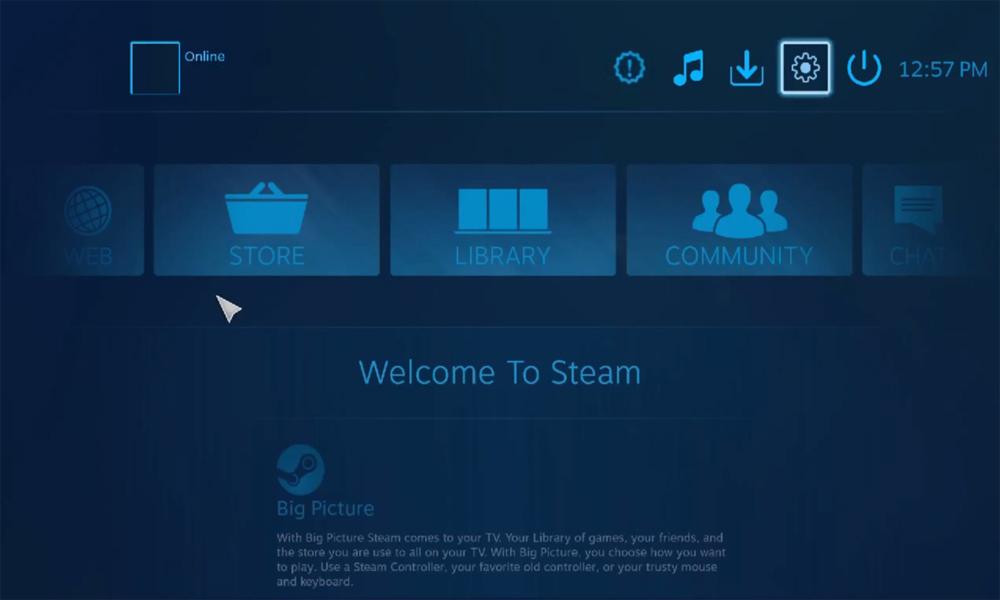 SteamOS Distro Linux