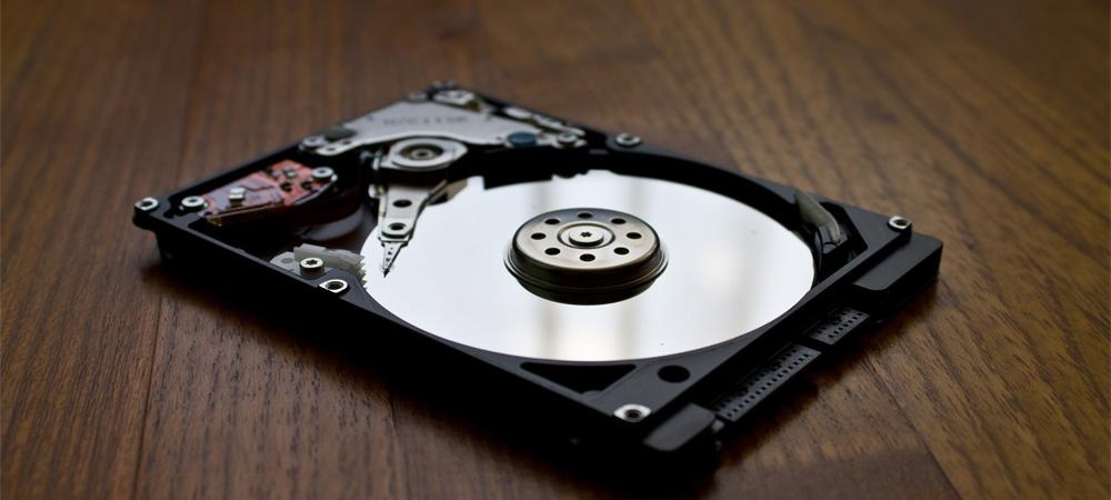Ganti Upgrade Hard Disk