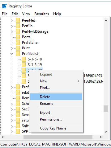 Hapus ProfileImagePatch Key