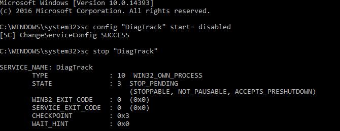 Nonaktifkan Diagnostic Tracking Di Windows 10