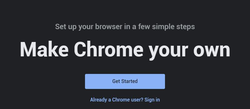 Reinstall Chrome